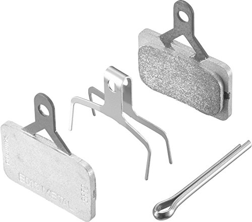 U Shimano E01S M.Feder Bremsbelag-in-Metallo. Sequenza di Protezione Y-8Fl98010