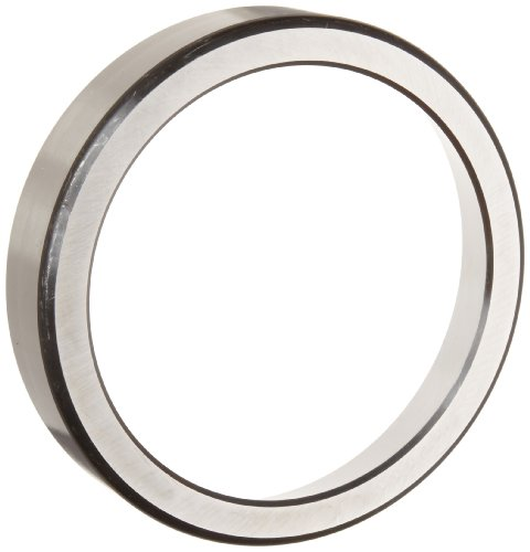 Timken 592A Tapered Roller Bearing Outer Race Cup, Steel, Inch, 6.000