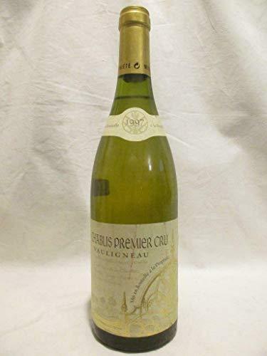 chablis cave de chablis premier cru vauligneau blanc 1997 - bourgogne