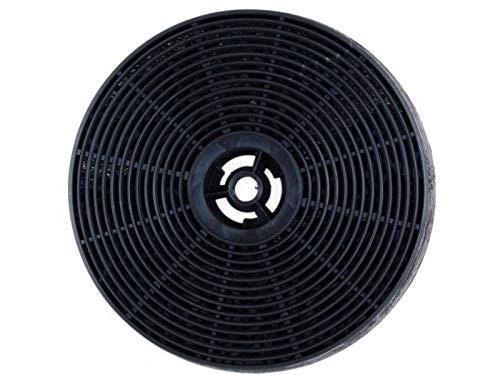 Amica FWK140 - Dunstabzugshaube Kohlefilter 6 x 14,5 x 15,5 cm,1 Verpackung mit 2 Filter