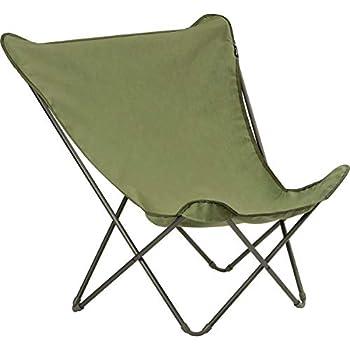 Lafuma Mobilier Pop Up XL Chaise Pliante Airlon + Uni Vert Kaki