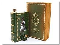 古酒 ブランデー カミュ CAMUS ナポレオン NAPOLEON 陶器 ナポレオン ブック グリーン 替え栓付 700ml