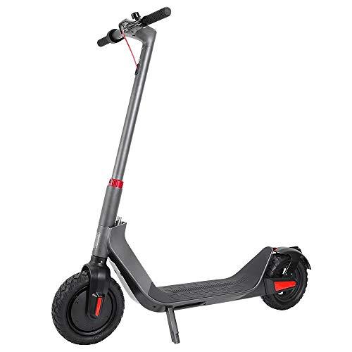 SUMEND EU Warehouse KUGOO G-Max - Patinete eléctrico para adultos, 500 W,...