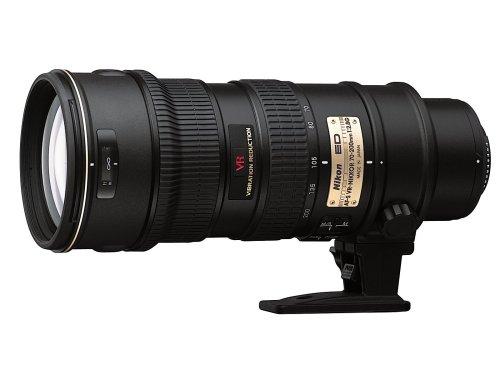 Nikon 70-200mm f/2.8G ED-IF AF-S VR Zoom Nikkor Lens for Nikon Digital SLR Cameras - White Box (New)