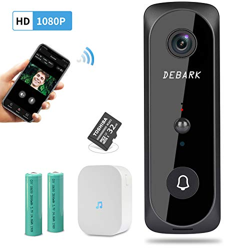 DEBARK Wireless Smart Doorbell