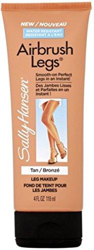 Sally Hansen Airbrush Legs Leg Makeup Tan/Bronze, 4 oz Pack of 2