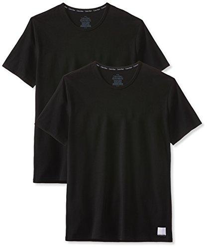 Calvin Klein Mens 000nu8697a Sports Underwear Black Nero Large