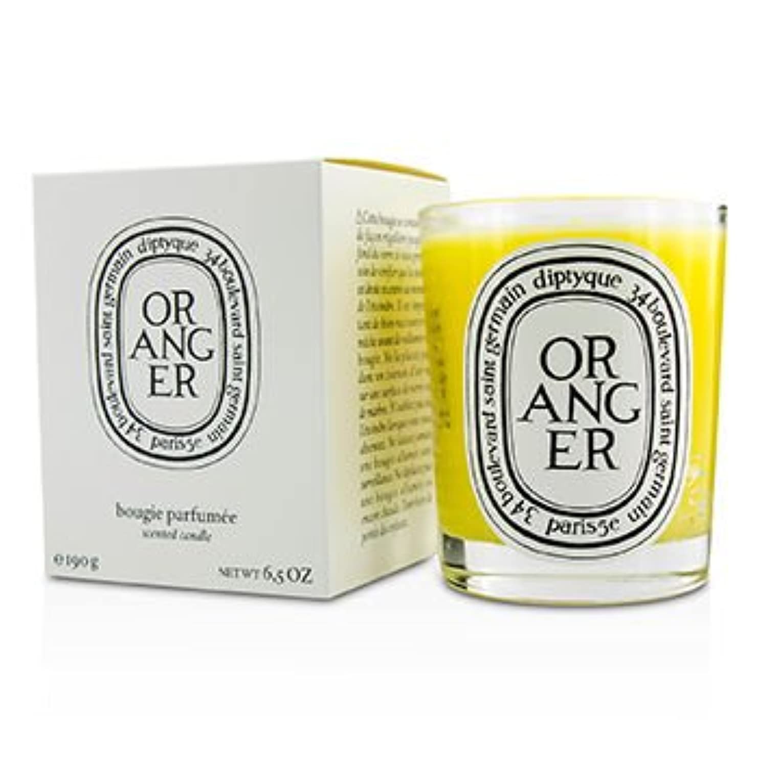 騙す砦自信がある[Diptyque] Scented Candle - Oranger (Orange Tree) 190g/6.5oz