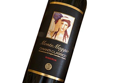 Chianti-Classico-Riserva-di-Montemaggio-Rotwein-Luxuriser-Edler-Bio-SangioveseMerlot-Toskanischer-Italien-Fattoria-di-Montemaggio-075L