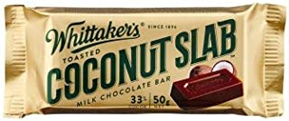 Whittaker's Coconut Slab 50g x 50