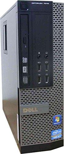 DELL Optiplex 7010-3200SFF Ci5(3470)-3.2GHZ 8GB HDD/500GB DVD-ROM Win10 Pro 64bit日本語版