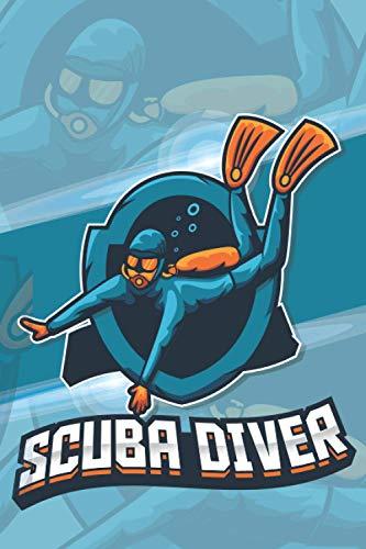 Scuba Diver: Logbook 100 pages | 🤿👌