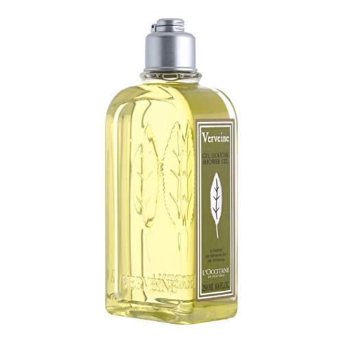 L'Occitane Verbena Shower Gel with Organic Verbena, Regular, 8.4 Fl Oz