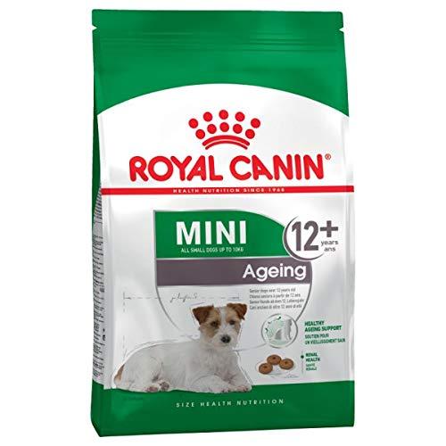 Royal Canin Mini Envejecimiento 12 +, Mature Adulto Seco Alimento Perro 3.5 kg (Pack de 2)
