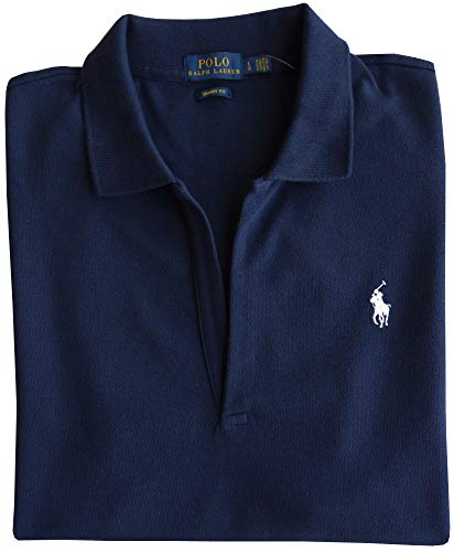 Ralph Lauren Volley Polo-Hemd Gr.L, Polo Pony, Blue, Skinny FIT