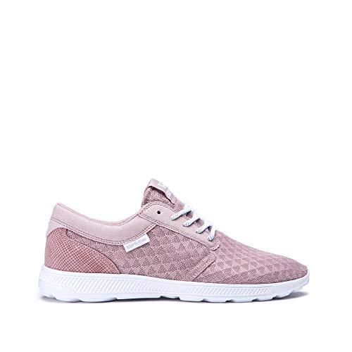 Supra Unisex-Erwachsene Hammer Run Sneaker, Pink (Mauve-White 639), 37.5 EU