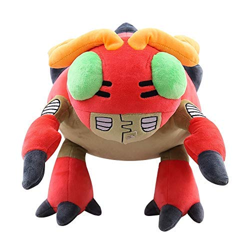 Fymmm`shop Plush Toys 30Cm Red Plush Doll Ladybug Cartoon Character Cuddly Toy Toys Birthday Gift For Friends