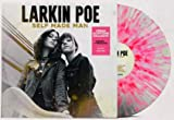 Self Made Man - Exclusive Limited Edition Clear With Pink Splatter Colored Vinyl LP