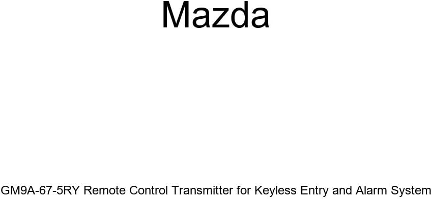 OFFicial shop Mazda GM9A-67-5RY Remote Control Transmitter Entry a Limited price sale for Keyless