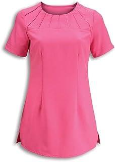 Alexandra Pink Salon Uniform