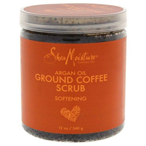 SHEA MOISTURE Argan Oil Coffee Scrub