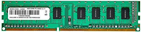 Placa De Memória Multilaser Dimm Ddr3 4Gb Pc312800 - MM410