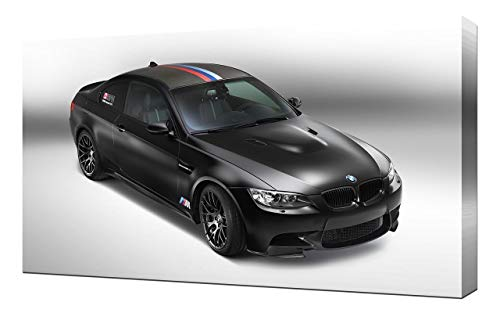 2012-BMW-M3-DTM-Champion-Edition-V1-1080 - Stampa Artistica su Tela - Stampa Tela Canvas