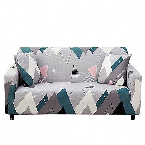 Carvapet Impreso Funda de sofá Estiramiento Funda de sofá Fundas de sofá para sofás