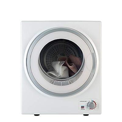 Cookology CMVD25WH Mini Vented Dryer 2.5kg White
