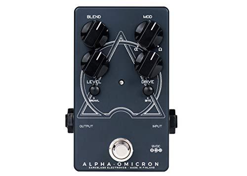 Darkglass Alpha Omicron Bass Preamp OD Pedal