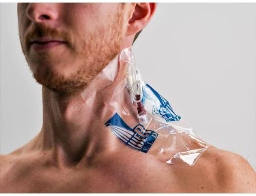 Shower Shield Central Venous shipfree Catheter X Water Barrier Ranking TOP9 7in.