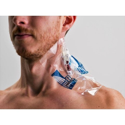 Shower Shield Central Venous Catheter Water Barrier 7in. X 7in.(7...