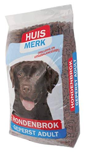 20 KG Huismerk hondenbrok geperst adult hondenvoer