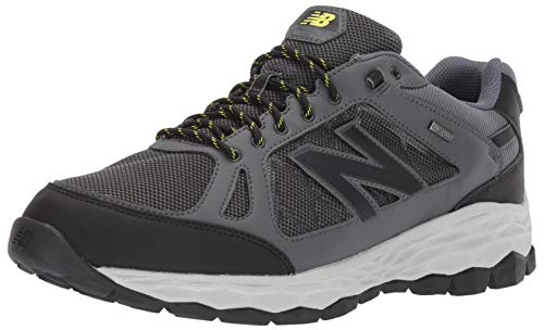 New Balance Men's Fresh Foam 1350 V1 Walking Shoe, Team Away Grey/Magnet, 14 XW US