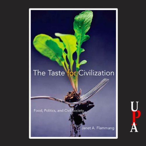 The Taste for Civilization cover art
