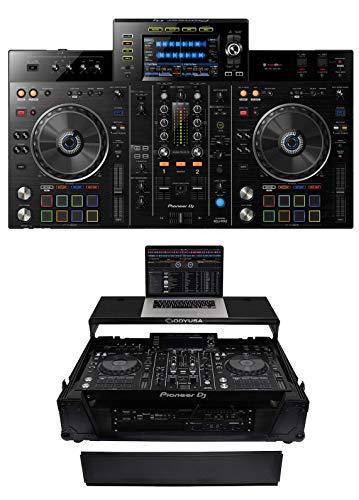 Pioneer DJ XDJ-RX2 + Odyssey FZGSXDJRX2W2BL Case Bundle