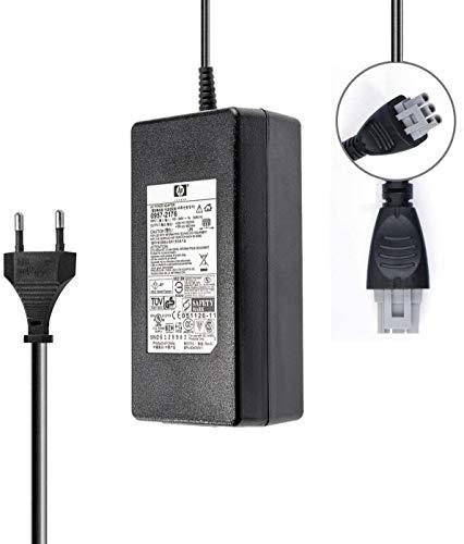 Caricabatterie alimentatore di rete della stampante per HP Deskjet F380, adattatore AC, come 0957-2176, 0950-4491, 0957-2144, 0957-2156, 0957-2175