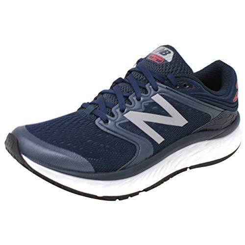 New Balance Men's 1080v8 Fresh Foam Running Shoe, Navy, 6.5 UK