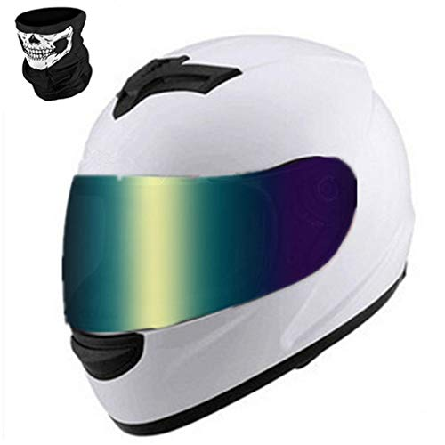 Adult Full Face Motorradhelm Vintage Anti Fogging Outdoor Motorrad Highway Crash Helm Racing Moto Cycle Safety Caps
