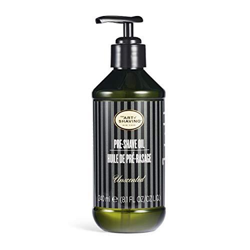 The Art of Shaving Pre Shave Oil, Unscented, 8.1 Fl Oz
