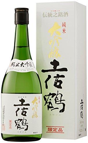 土佐鶴酒造 純米大吟醸 [ 日本酒 高知県 720ml ] [ギフトBox入り]