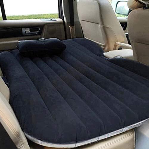 Auto lucht opblaasbare Travel Matras Bed Universal for Back Seat Multi Functional bankhoofdkussen Outdoor Camping Mat Kussen Op voorraad leilims