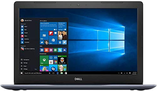 2018 Dell Inspiron 15 5000 15.6-inch Touchscreen FHD 1080p Premium Laptop, Intel Quad Core i5-8250U Processor, 12GB RAM, 1TB Hard Drive, DVD Writer, Backlit Keyboard, Bluetooth, Blue