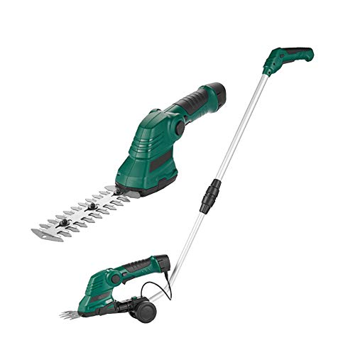 Sale!! Battery Grass Cutter, Grass Clippers Cordless, Trimmer Cutter, Handheld Trimmer, Grass Shear ...
