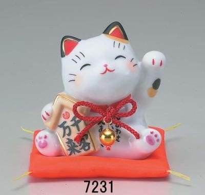 Matsumoto-Toki 7231 uitnodigende kat nr. 2, bont