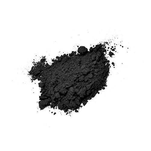 Lienzos Levante 0210121031 - Reines Pigment im100 ml Behäleter, 31, Farbe Eisenoxidschwarz
