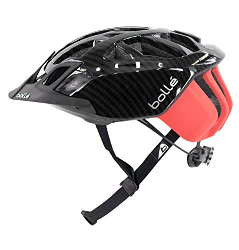 Bolle Fahrradhelm Gr. M Kopfumfang 54-58cm The ONE Road PREM. red carb.
