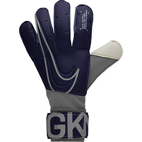 Nike Nk Gk Grp3-fa19 Long Sleeve Top, Herren M Blauer Leerraum/Metallisches Silber