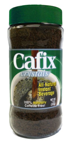 Cafix Crystal - Coffee Substitute, 7 Ounce -- 12 per case.