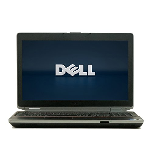 """Dell Latitude E6520 Intel i7 Dual Core 2700 MHz 320Gig Serial ATA HDD 8192MB DDR3 DVD ROM Wireless WI-FI 15.0"""" WideScreen LCD Genuine Windows 7 Professional 64 Bit Laptop Notebook Computer"""
